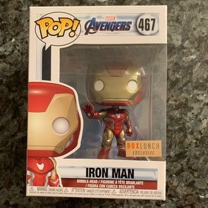 Iron Man Avengers Box Lunch Excl.- #467